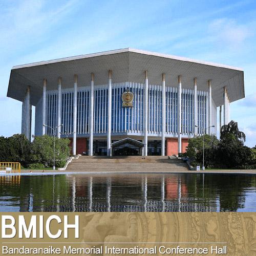 Bandaranaike Memorial International Conference Hall (BMICH)