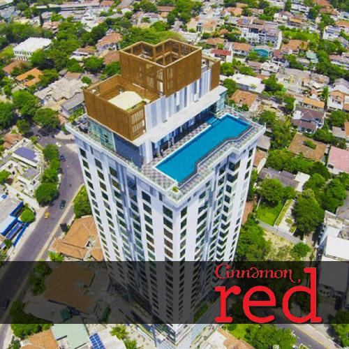 Cinnamon Red / Colombo City Hotel