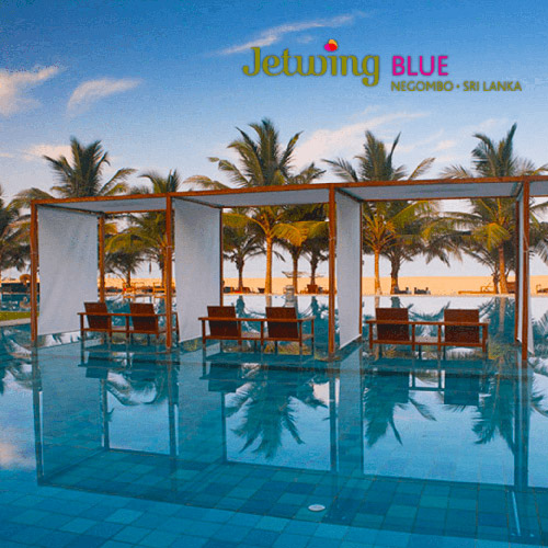 Jetwing Blue