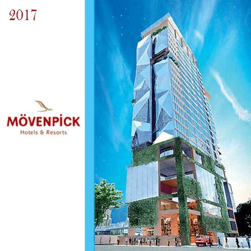 Movenpick City Hotel (OPENING SOON)
